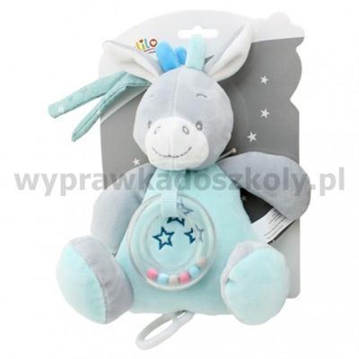 NEW BABY - pozytywka 3 rodzaje, 2 kolory. 405377-33684