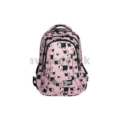Plecak wczesnoszkolny ST.RIGHT w pieski, DOGS BP26-33699
