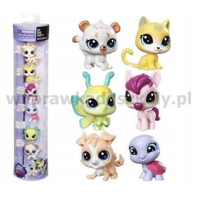 Hasbro Littlest Pet Shop Ulubione Zwierzaki 6-pak-33860