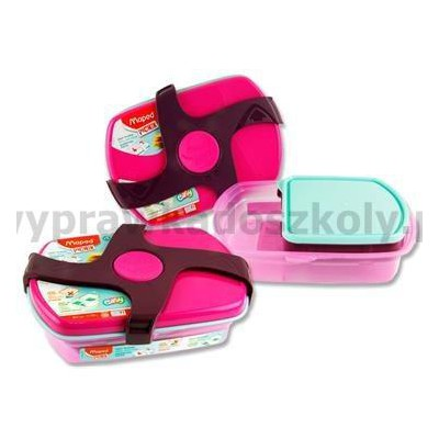 Maped Picnik Concepts Lunch Box - Pink-33984