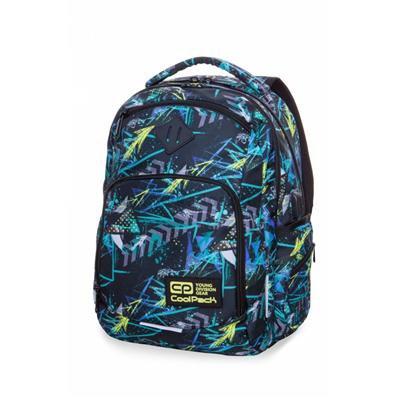 Plecak CoolPack BREAK w kolorowe wzory, SCRIBBLES-34026