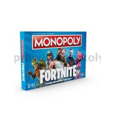 Gra Monopoly Fortnite-34073