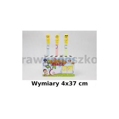 APARAT DO BANIEK PAŁKA EMOTKI 4x37 cm-34225