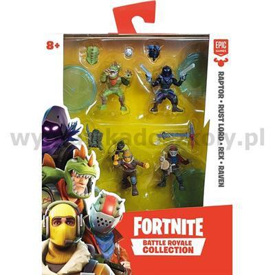 Fortnite Battle Royale Collection Wave 4 figurki-34522