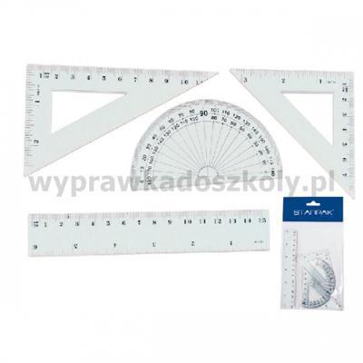 Zestaw geometryczny 4 elementy, 15cm-34800