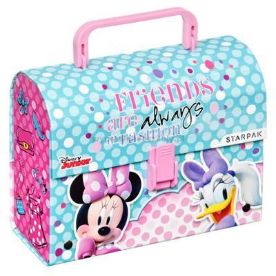 Kuferek z rączką Minnie STARPAK-34747