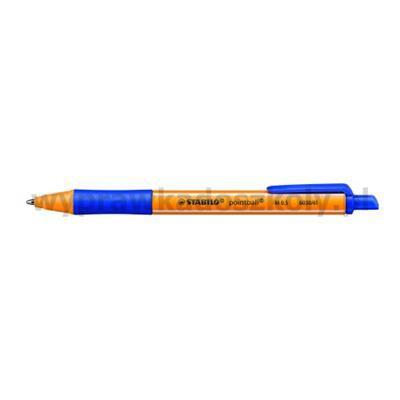 Stabilo Długopis Pointball Niebieski (6030/41)-34954