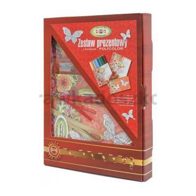 Koh-i-noor zestaw prezentowy z kredkami Polycolor-35002