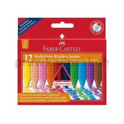 Kredki świecowe Grip 12 kolorów-35020