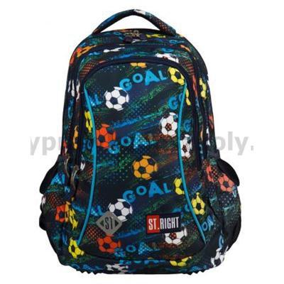 Plecak 3-komorowy BP26 GOAL-35093
