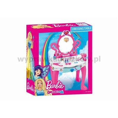 Toaletka na baterie z akcesoriami Barbie-35234