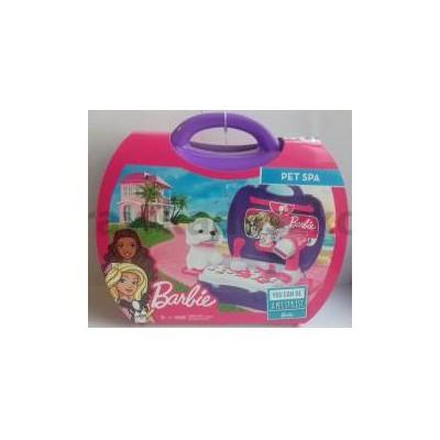 Spa dla zwierząt 24x22x11 walizka Barbie-35235