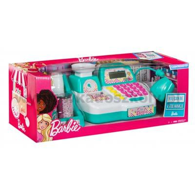 Kasa na baterie z akcesoriami Barbie-35239