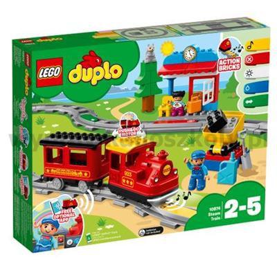 LEGO DUPLO 10874 POCIĄG PAROWY-35447