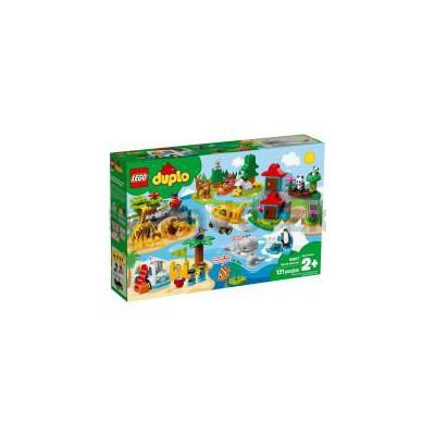 LEGO DUPLO 10907 ZWIERZĘTA ŚWIATA -35587