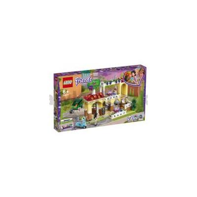 LEGO FRIENDS 41379 RESTAURACJA W HEARTLAKE-35598