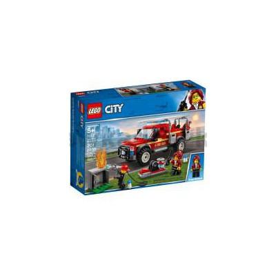LEGO CITY 60231 TERENÓWKA KOMENDANTKI STRAŻY-35609