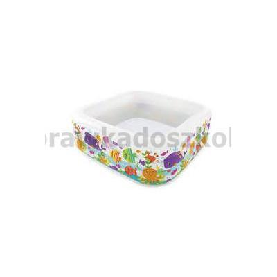 Basenik kwadratowe akwarium 159 x 159 x 50 cm Inte-35660