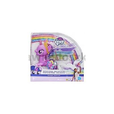My Little Pony - Twilight Sparkle z tęczowymi skrz-35697