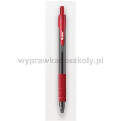 DŁUGOPIS ŻELOWY HERLITZ SMOOTHY CZERWONY-35786
