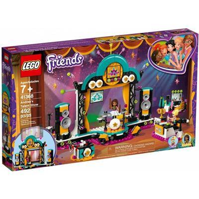 41368 LEGO FRIENDS KONKURS TALENTÓW ANDREI-36258