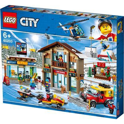 60203 LEGO CITY KURORT NARCIARSKI-36267