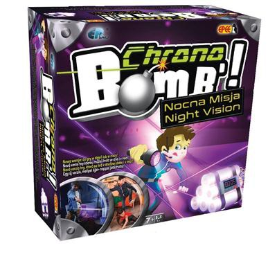 Chrono Bomb Nocna Misja - Wyścig z czasem EPEE-36270