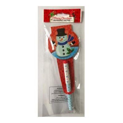 Długopis z notesem świąteczny prezent mikołajki-37195