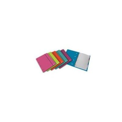Segregator A4 wkład z przekładkami School AMBAR-37206