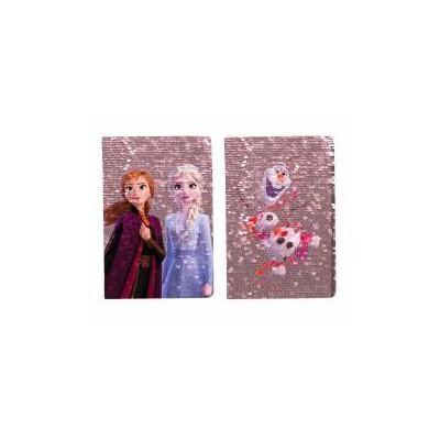 Pamiętnik cekinowy dwustronny frozen doe-3666-r1-37316