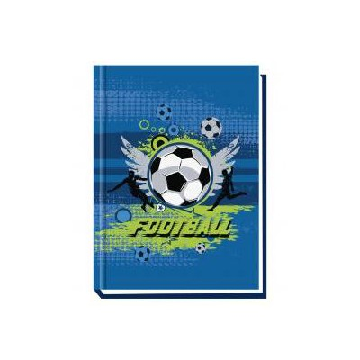Notes w twardej oprawie Paso Football-37668