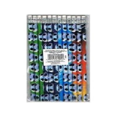 Ołówek z gumką Football 298348-37773