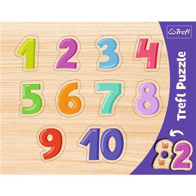 puzzle ramkowe - cyferki-37912