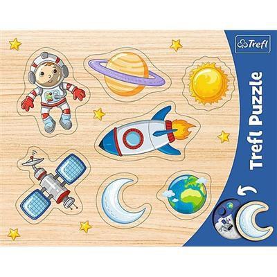 puzzle ramkowe - Kosmos-37910