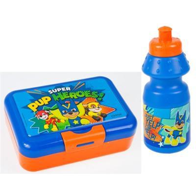 Bidon z pudełkiem śniadaniowym Psi Patrol STARPAK-38057