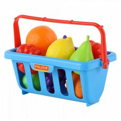 Polesie Zestaw owoców w koszyczku w siatce-38239