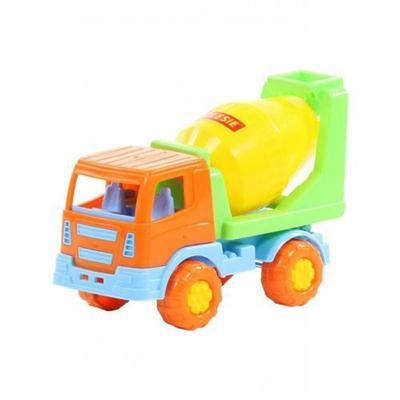 """Polesie """"Tioma"""", samochód-betoniarka w siatce-38241"""