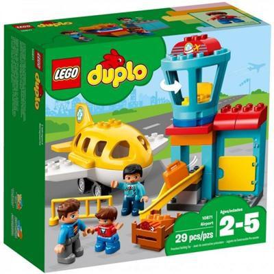 LEGO DUPLO 10871 TOWN LOTNISKO-31571