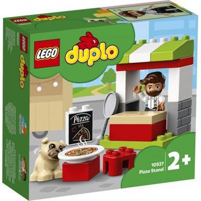 LEGO 10927 DUPLO TOWN Stoisko z pizzą -38659