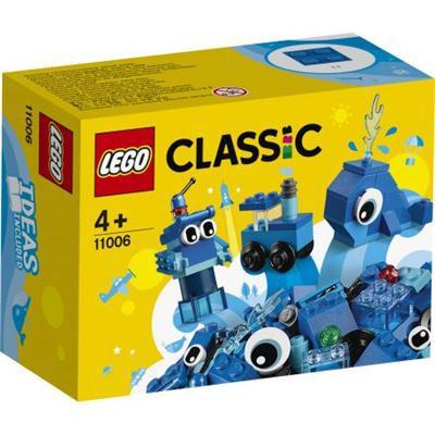 LEGO 11006 CLASSIC Niebieskie klocki kreatywne -38665