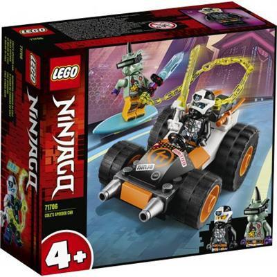 LEGO 71706 NINJAGO Samochód Cole'a -38685