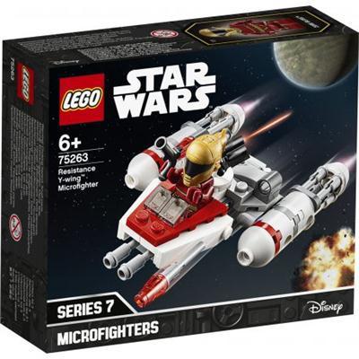 LEGO 75263 STAR WARS TM Mikromyśliwiec Y-wing Ruch-38709