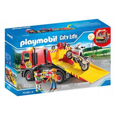 PLAYMOBIL 70199 POMOC DROGOWA-42628