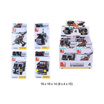 KLOCKI SLUBAN 43EL-40777