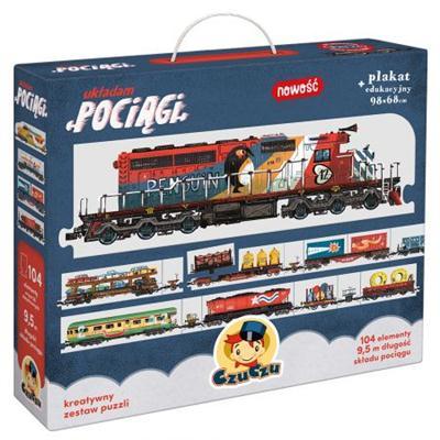 CzuCzu Układam pociągi-41379