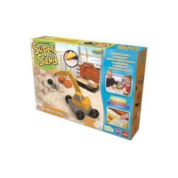 GOLIATH Piasek do modelowania Super Sand Brick Cit-41071