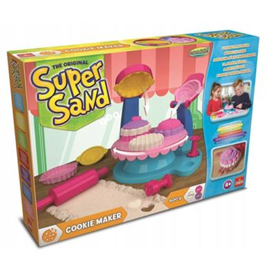 GOLIATH Piasek do modelowania Super Sand Cookie Ma-41103