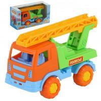 Polesie 68378 Tioma, samochód straż pożarna w pud.-40945