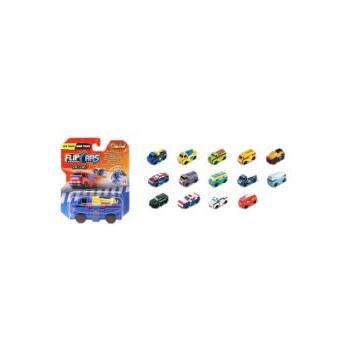 TRANSRACERS Auto 2w1 Flip&Transform mix 463875-44480