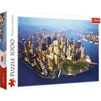 Puzzle 1000el Nowy Jork 10222 TREFL-44717